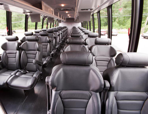 Top 10 Questions to Ask a Charter Bus Service